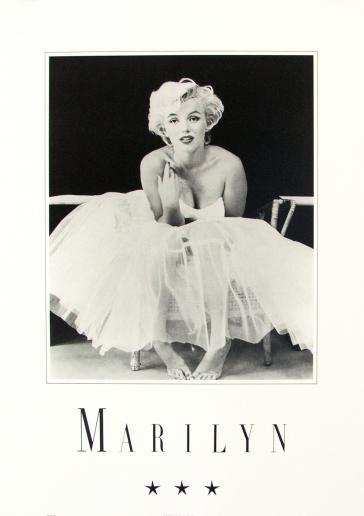 Marilyn by Milton H. Greene