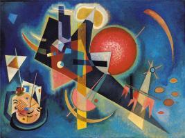 Im Blau (In Blue), 1925 by Wassily Kandinsky