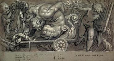 Punishment of Marsyas, 1573 by Paolo Farinati
