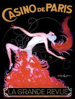 Vintage, Casino De Paris, La Grande Revue