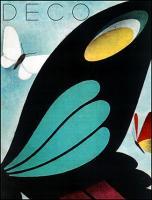 Vintage, Art Deco Butterfly