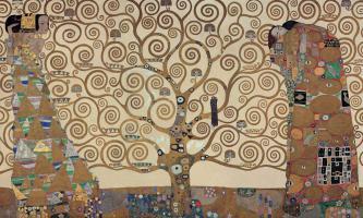 The Tree of Life, 1905 by Gustav Klimt