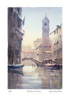 Rio Dei Servi, Venice by John Orlando - Birt