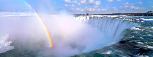 Niagara Falls, New York, USA by Ken Duncan