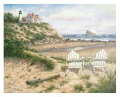 Seaside Solitude by Robert Wee