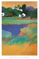 Duck Harbor 2 by Brenda Horowitz