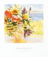 Seaside Blooms 1 by S.Burkett Kaiser