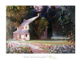 La Maison de Mes Reves by Andre Bertounesque
