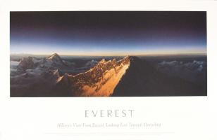 Hillary's View From Everest, Looking East Towards Darjeeling by Roddy Mackenzie