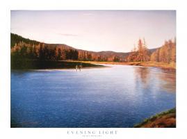 Evening Light by Adriano Manocchia