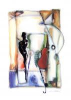Jazz Bass I by A. A. Gockel