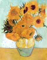 Les Tournesois, 1888 by Vincent Van Gogh