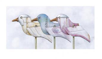 Aviators ll by Tom Stoltz