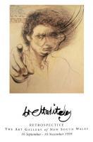 Remembering Lao Tse (Shaving off a Second), 1967 by Brett Whiteley
